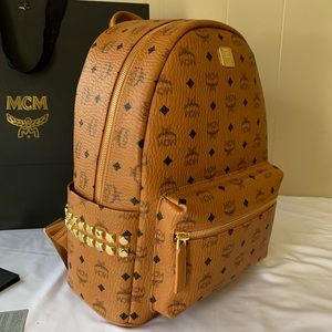 MCM Backpack Medium used gently